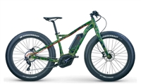 Raleigh Magnus IZip Sumo 2018 Fat Bike