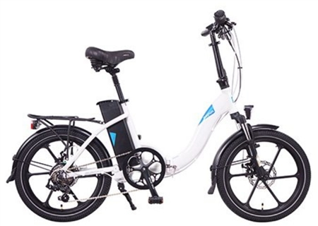 Magnum low-step folding ebike