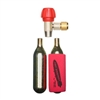Planet Bike Red Zeppelin CO2 Bike Tire Inflator