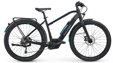 Raleigh Redux iE Step-Thru 2019 e-bike
